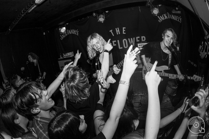 Sundara Karma at The Sunflower Lounge in Birmingham