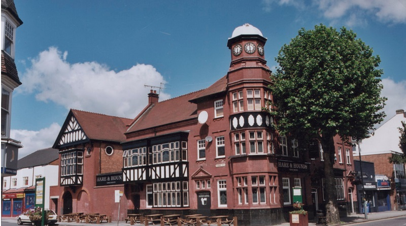 Hare & Hounds in Kings Heath, Birmingham