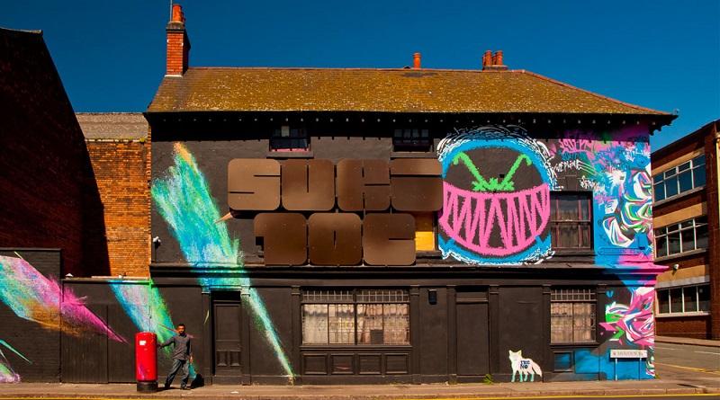 Suki10c, Digbeth, Birmingham