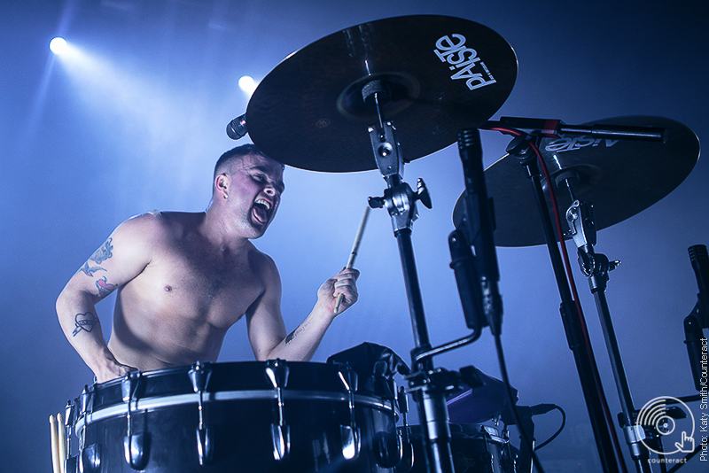 Slaves at the O2 Institute in Birmingham