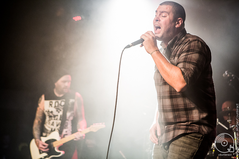 Alien Ant Farm at the O2 Institute in Birmingham