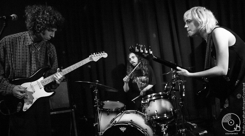 Review: Sunflower Bean get the Hare & Hounds buzzing