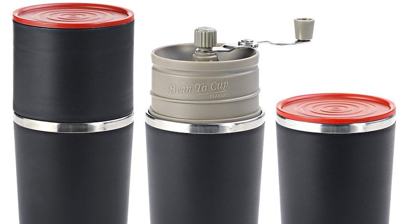 Portable Coffee Grinder Cup