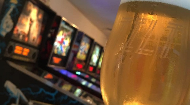 Tilt pinball bar in Birmingham