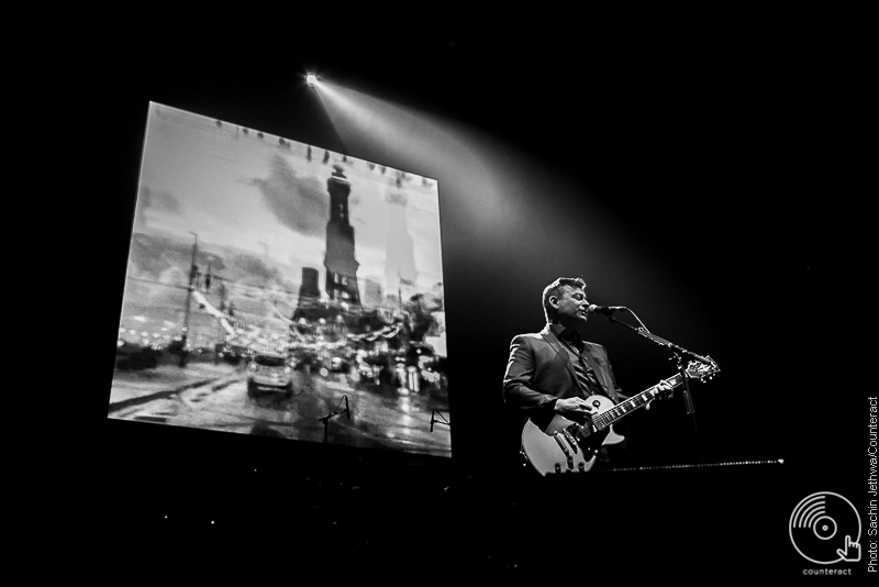 Manic Street Preachers at the Genting Arena in Birmingham