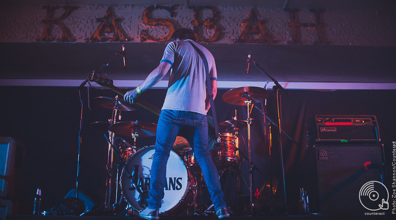 Review: The Cribs conquer Coventry Kasbah once again