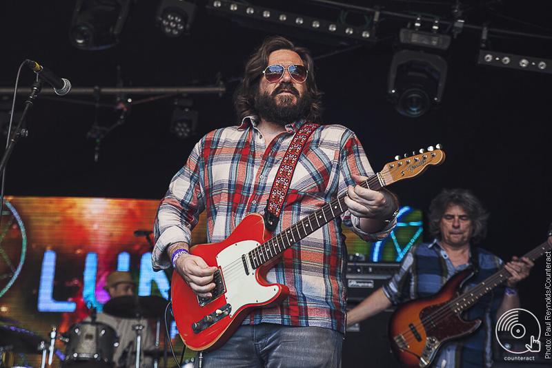 Matt Berry and the Maypoles at Lunar Festival 2016