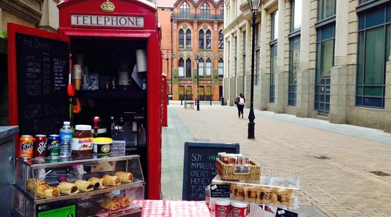 Jake's Coffee Box, Birmingham